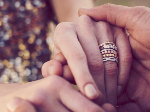 When to buy a wedding band