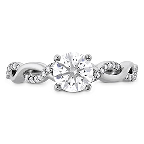 Destiny Lace HOF Engagement Ring