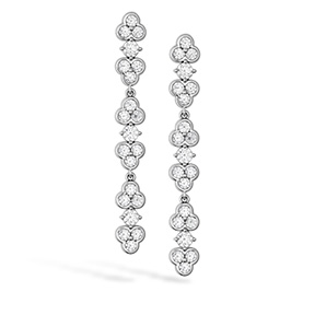 Effervescence Diamond Line Earrings