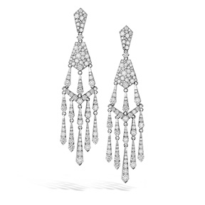 Triplicity Tassel Drop Earrings