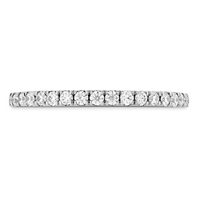 Cali Chic Rope Diamond Band