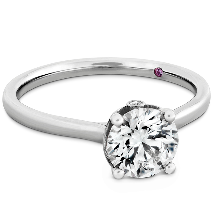 Sloane Silhouette Engagement Ring