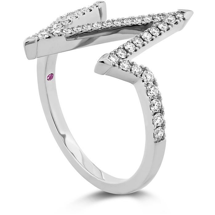 Love Code Heartbeat Diamond Band