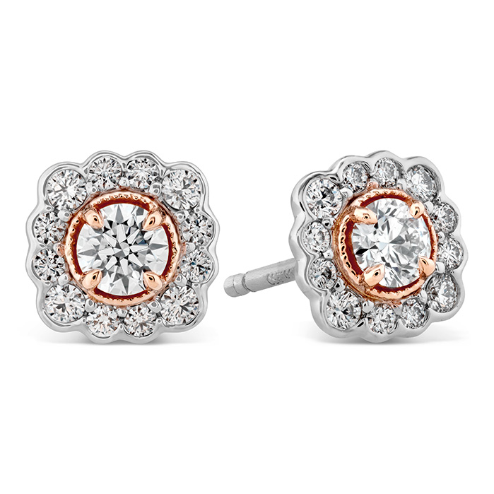 Liliana Flower Stud Earrings