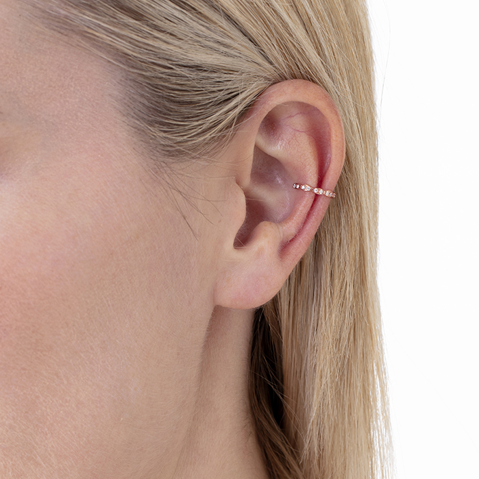 Lorelei Floral Ear Cuff